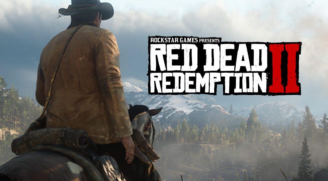 Опубликован свежий трейлер Red Dead Redemption 2