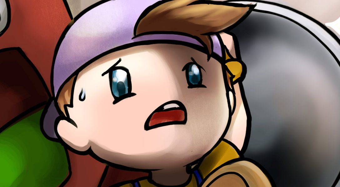 Reverie, приключение в стиле Earthbound, выйдет на PS4 в 2018 году
