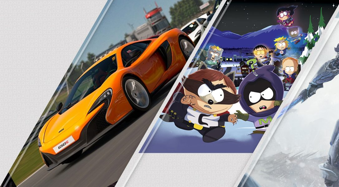 Gran Turismo Sport и еще 5 новинок недели в PlayStation Store