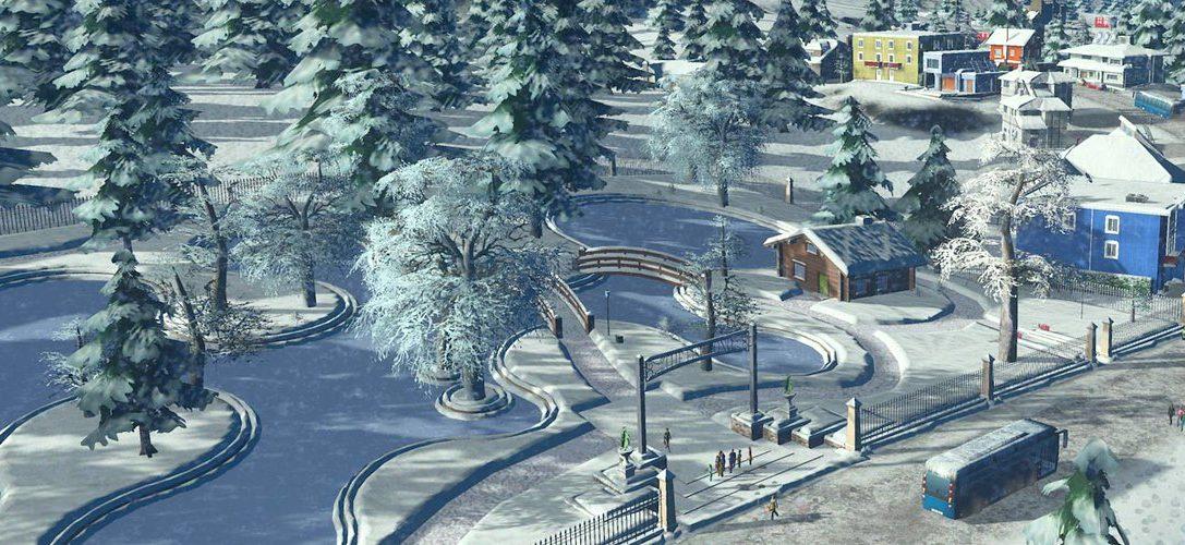 Зима близко! Дополнение Cities: Skylines — Snowfall скоро выйдет на PS4