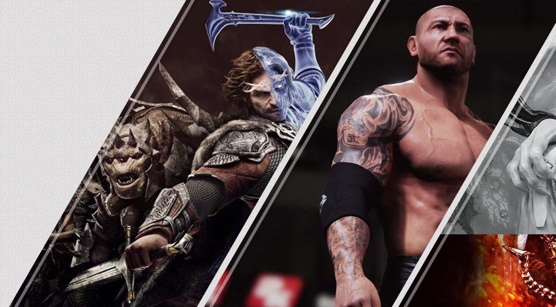 4 грандиозные новинки недели в PlayStation Store