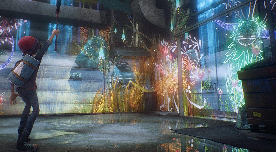 Рисунки оживут в Concrete Genie — эксклюзивной для PS4 игре от создателей Entwined