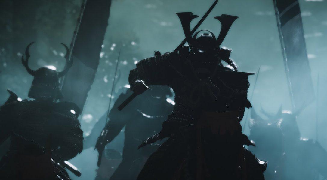 Новая игра студии Sucker Punch — самурайская сага с открытым миром Ghost of Tsushima