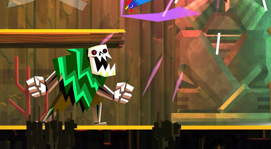 Любимец публики возвращается — Guacamelee! 2 скоро выйдет на PS4