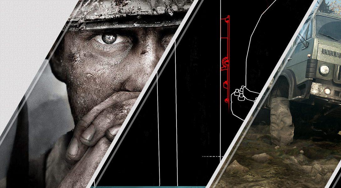 5 премьер на стыке октября и ноября в PlayStation Store