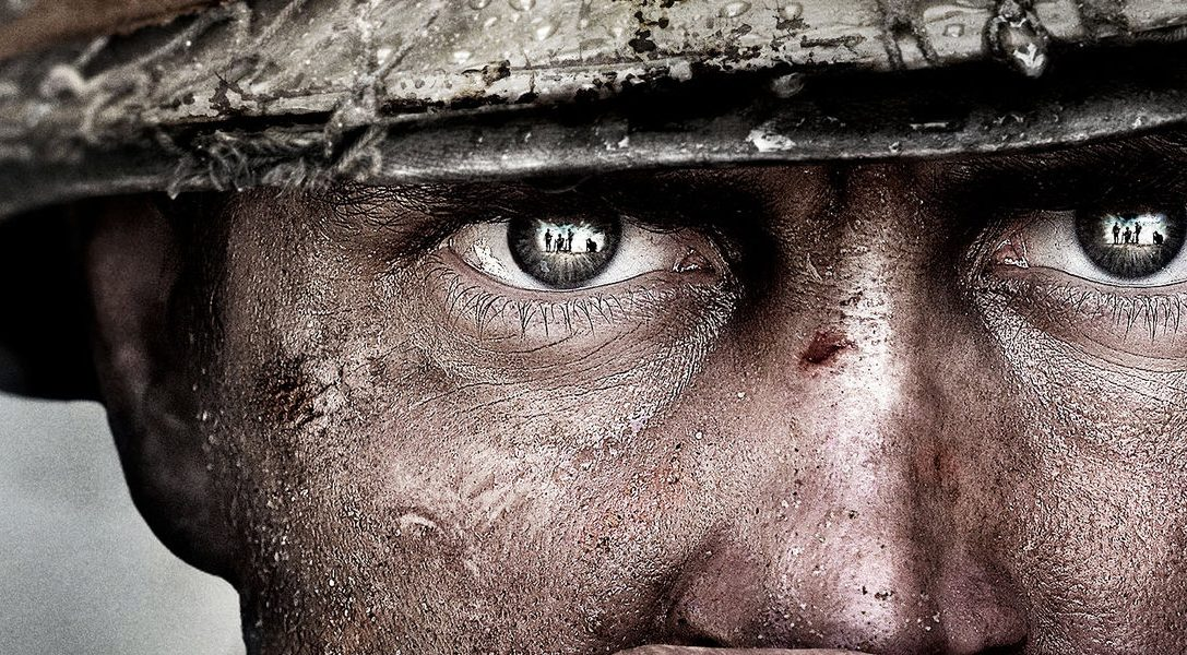 В тылу режима «Война» Call of Duty WWII вместе с Sledgehammer Games