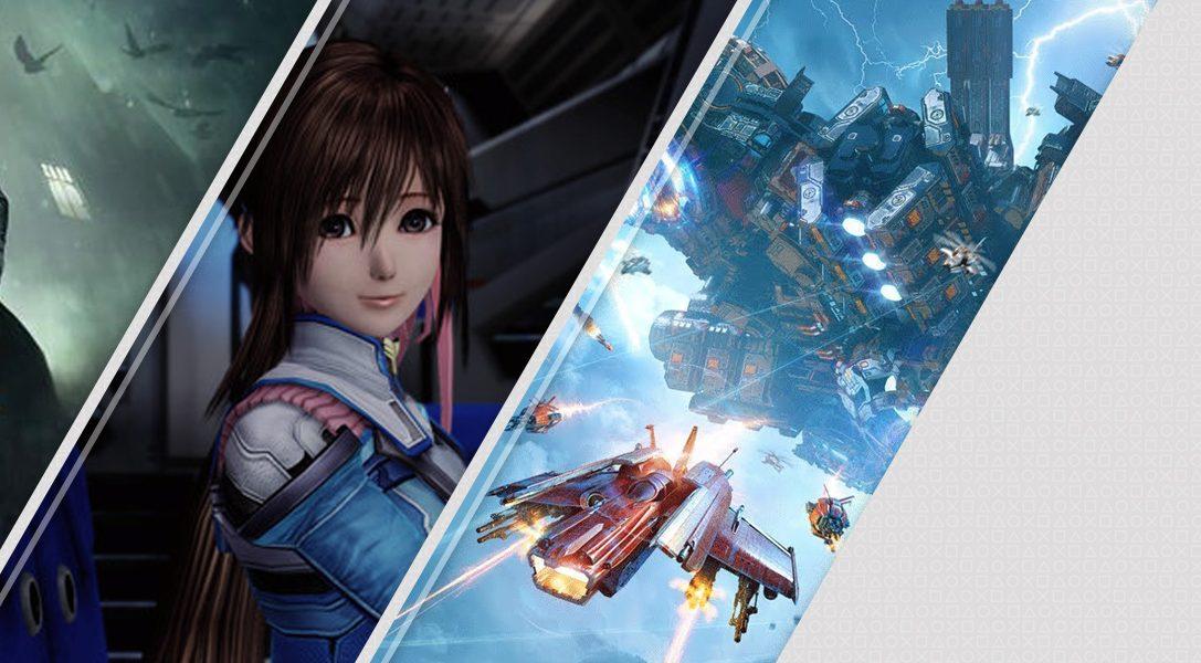 3 главные игры этой недели в PlayStation Store