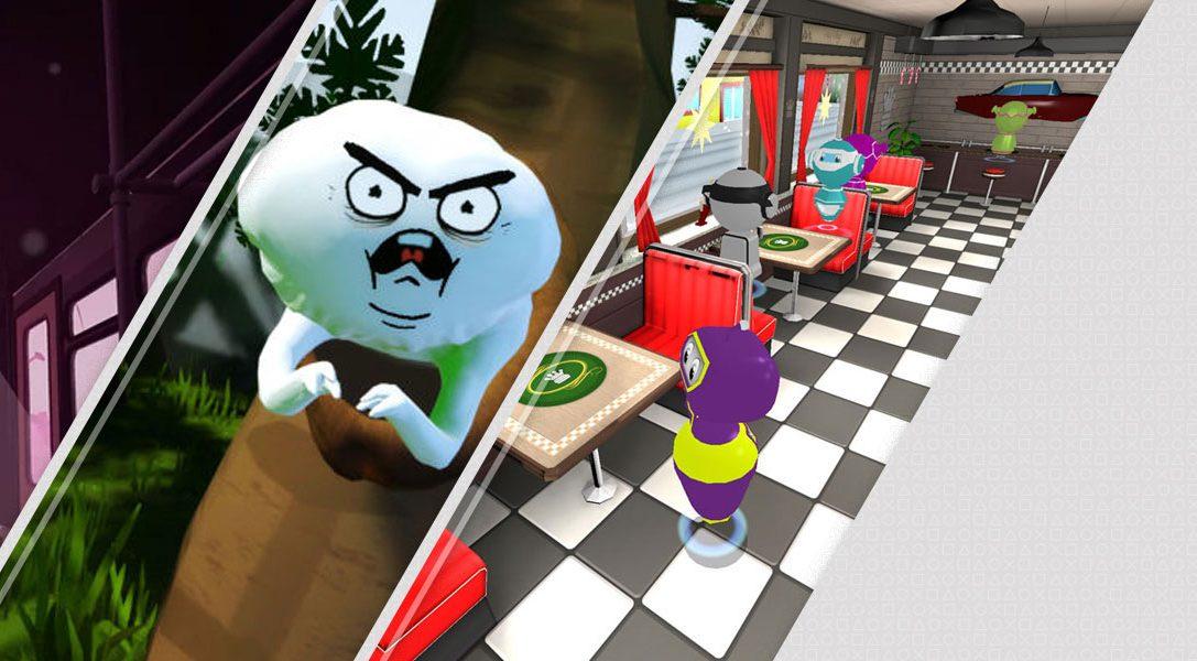 Новинки недели в PS Store — 3 приключения в виртуальной реальности