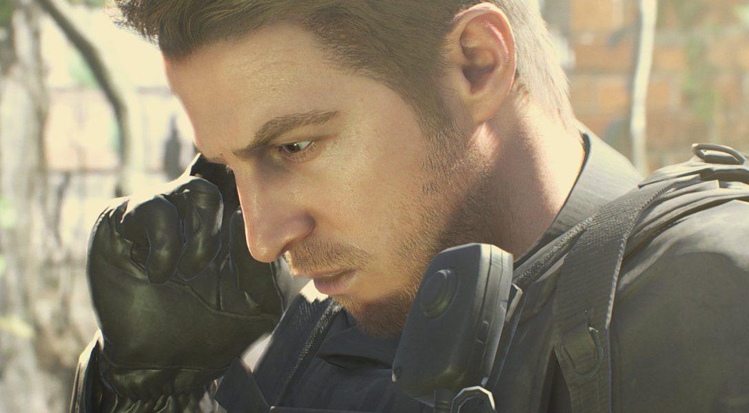 Какую роль сыграл военный эксперт в создании Криса Рэдфилда для дополнения Not A Hero игры Resident Evil 7 biohazard?