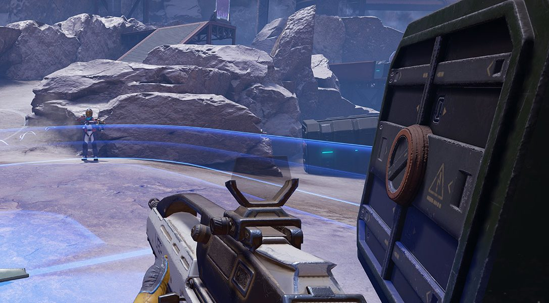 Бесплатное дополнение «Противостояние» для Farpoint добавляет два сетевых режима игры