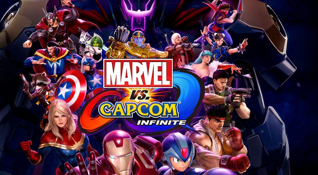 С 8 по 11 декабря играем в Marvel vs. Capcom: Infinite бесплатно в режиме Versus