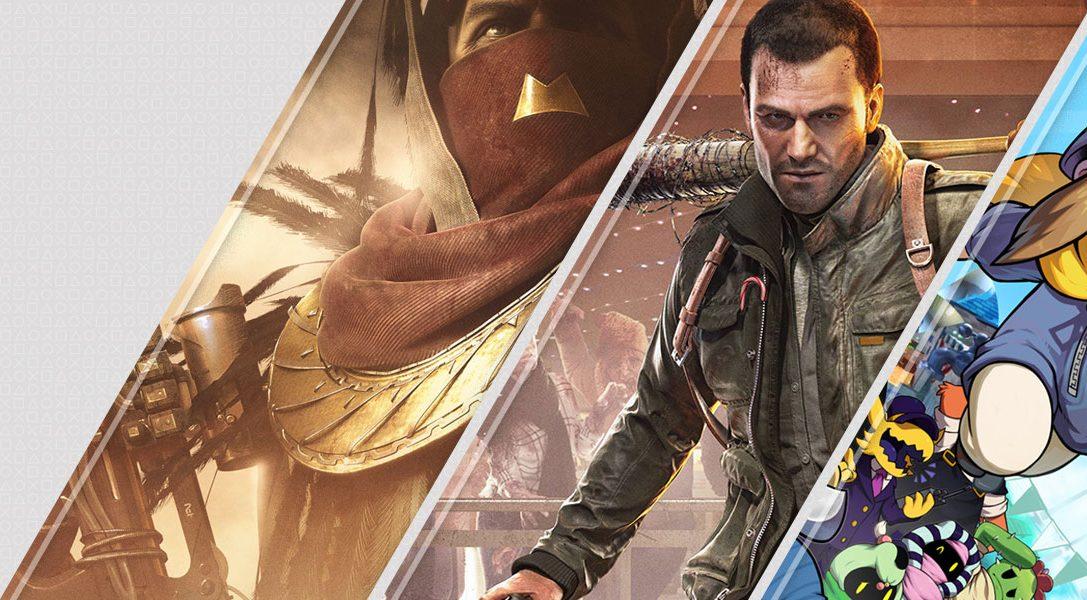 5 главных приключений недели в PlayStation Store