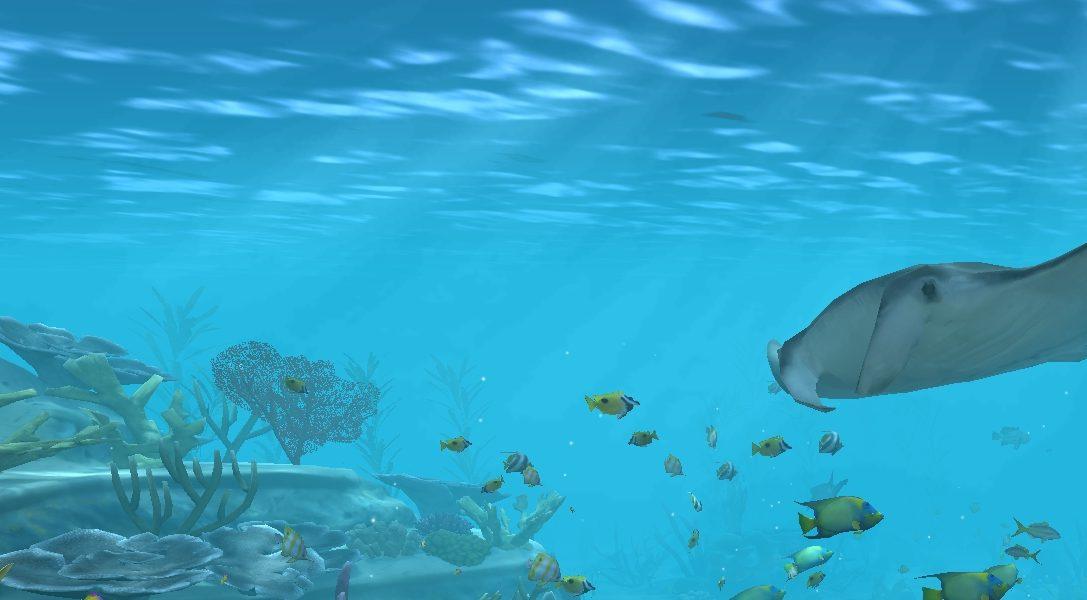 Aqua TV — превратите ваш телевизор в аквариум, достойный суперзлодея