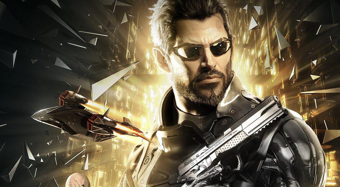 Январь в PS Plus: Deus Ex: Mankind Divided и Batman: The Telltale Series