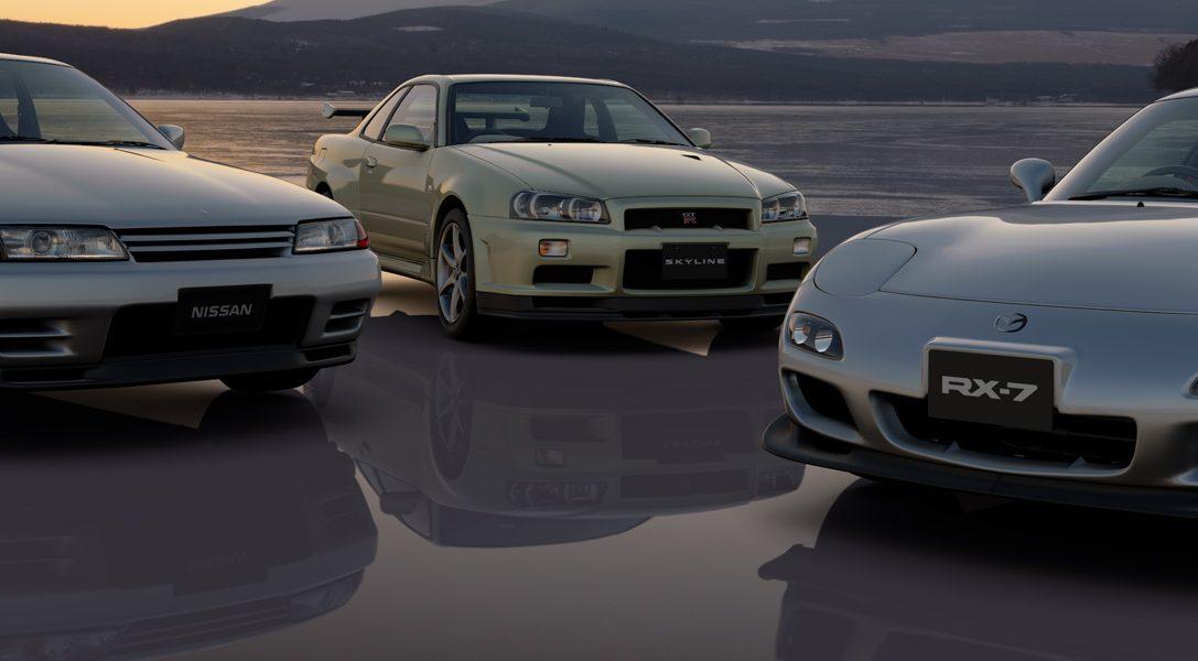 GT Sport — премьера нового одиночного режима GT League и 12 новых автомобилей