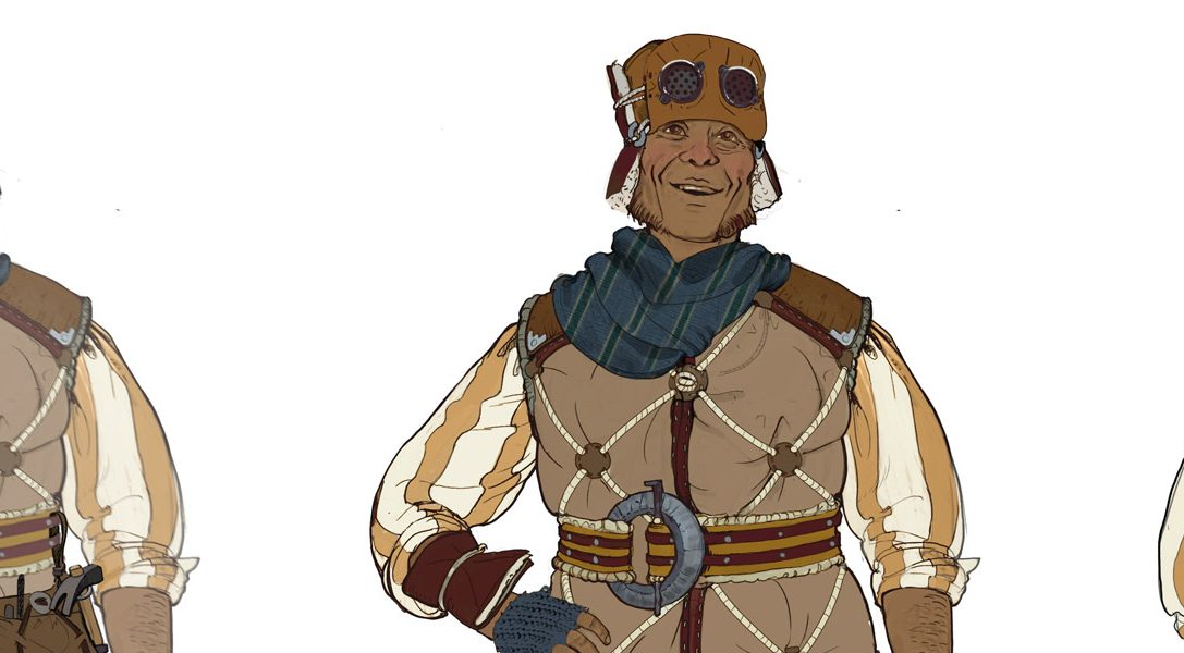 Создатели Horizon Zero Dawn рассказывают о создании новых персонажей