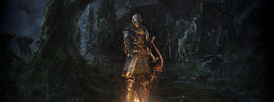 Dark Souls: Remastered — славься, солнце!