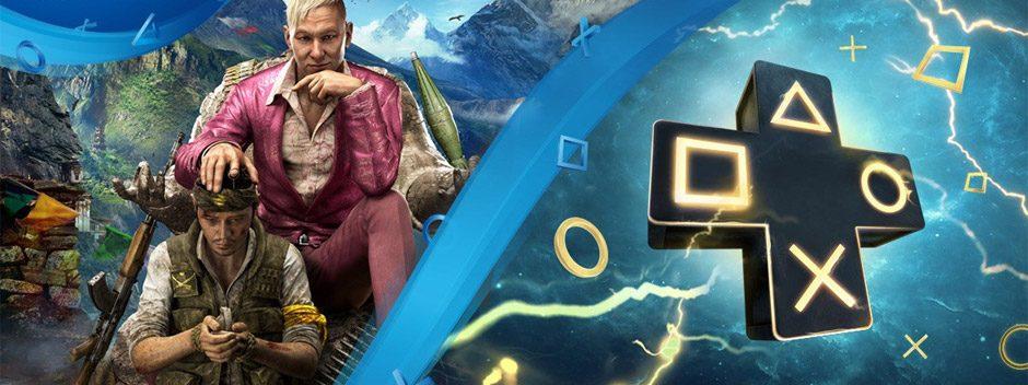 Far Cry 4 в подарок при покупке подписки PlayStation Plus