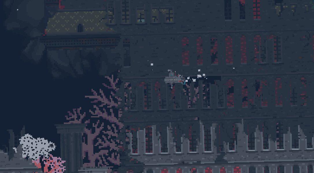 Самые грозные «боссы» в игре The Aquatic Adventure of the Last Human по мнению ее создателей