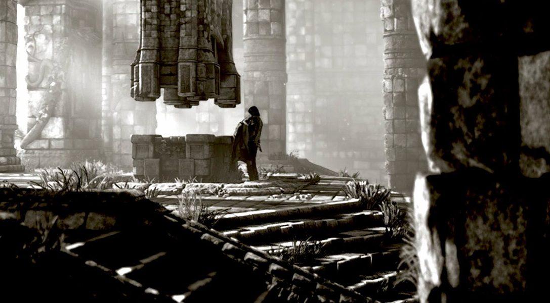Представляем удивительный фоторежим «Shadow of the Colossus. В тени колосса»