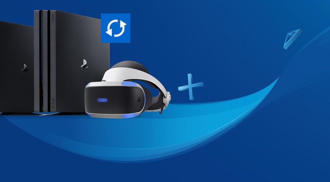 На подходе новая версия системного ПО для PS4 — присоединяйтесь к бета-тестированию