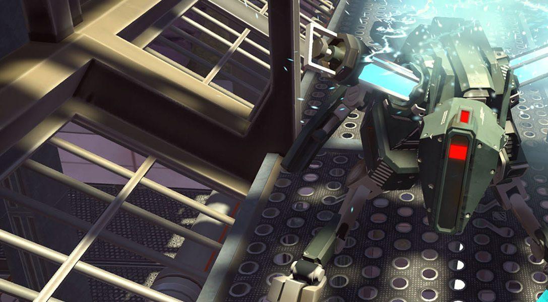 Apex Construct — борьба с роботами и головоломками в виртуальной реальности начнется 20 февраля