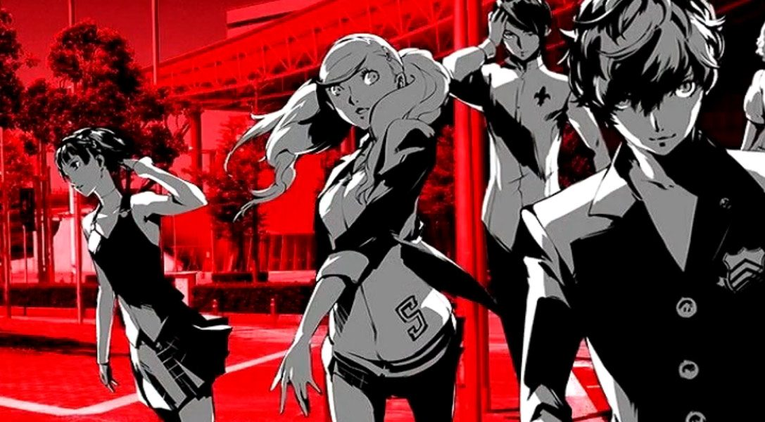 Persona 5, Call of Duty WWII и еще больше игр со скидками в PlayStation Store