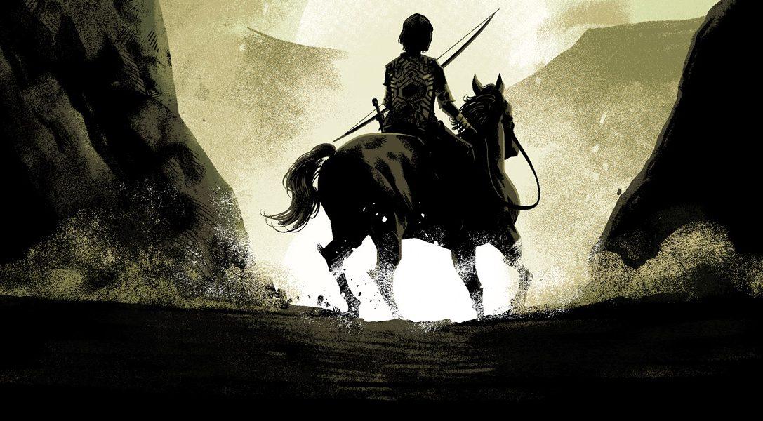 Внимание всем художникам — мы ищем таланты для работы над официальным артбуком «Shadow of the Colossus. В тени колосса»