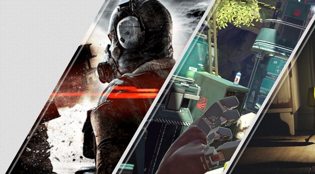 5 разноплановых новинок недели в PlayStation Store