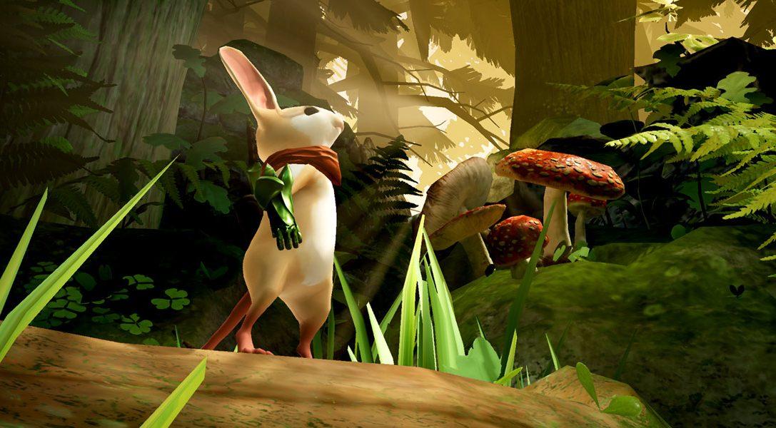 Moss — очаровательный ролик к премьере игры 27 февраля