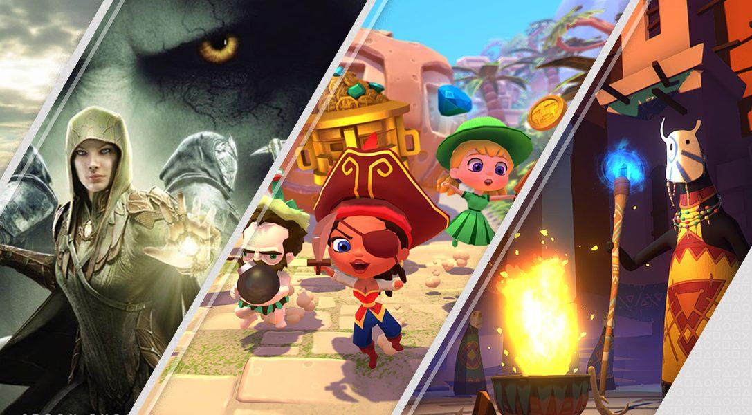 5 захватывающих новых приключений в PlayStation Store