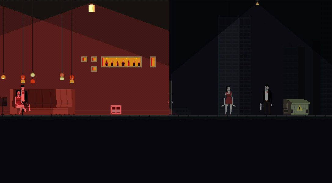 DEADBOLT — новый стелс-экшн от создателей Risk of Rain