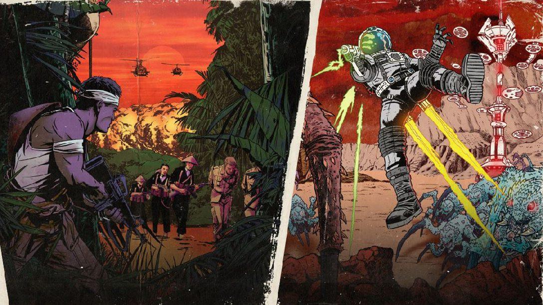 Подробности сезонного абонемента Far Cry 5: Вьетнам, Марс и переиздание Far Cry 3