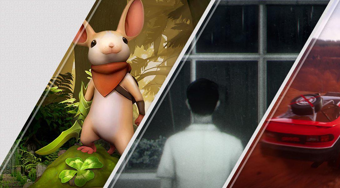 5 причин заглянуть в PlayStation Store на рубеже зимы и весны