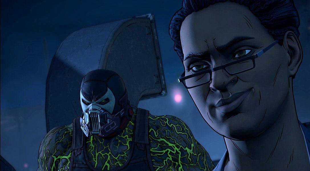 Один эпизод и две концовки: ваши решения определят личность Джокера в Batman: The Enemy Within