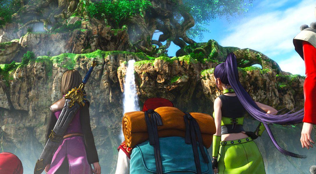 Объявлена дата премьеры Dragon Quest XI на PS4