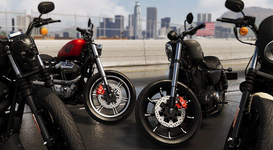 Объявлена дата премьеры The Crew 2 и представлен невероятный Harley-Davidson Iron 883