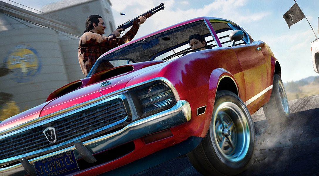 6 неожиданных отступлений Far Cry 5 от классической формулы серии