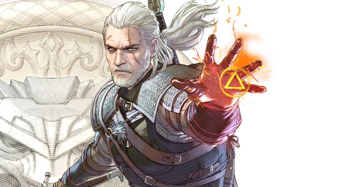 Главный герой «Ведьмака» Геральт присоединяется к списку персонажей SoulCalibur VI