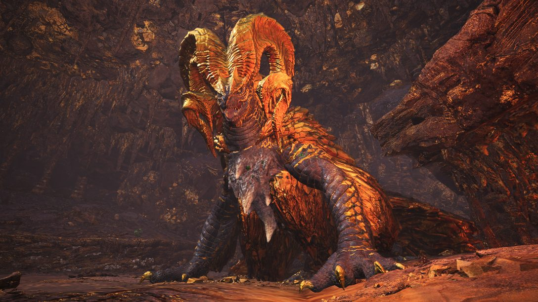 В Monster Hunter: World появляются новые задания и новый древний дракон