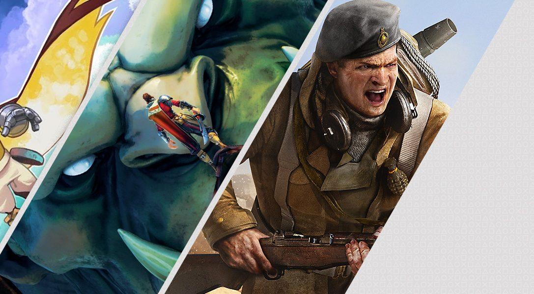 Новинки PlayStation Store с 9 по 15 апреля