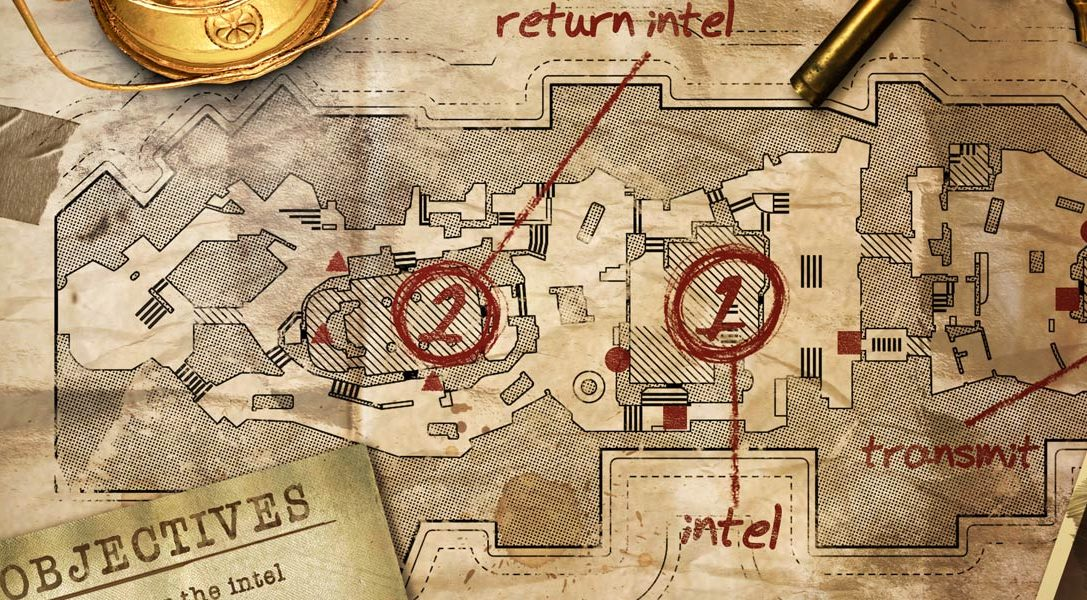 10 апреля игрокам Call of Duty: WWII станет доступна операция «Хаски» для режима «Война»