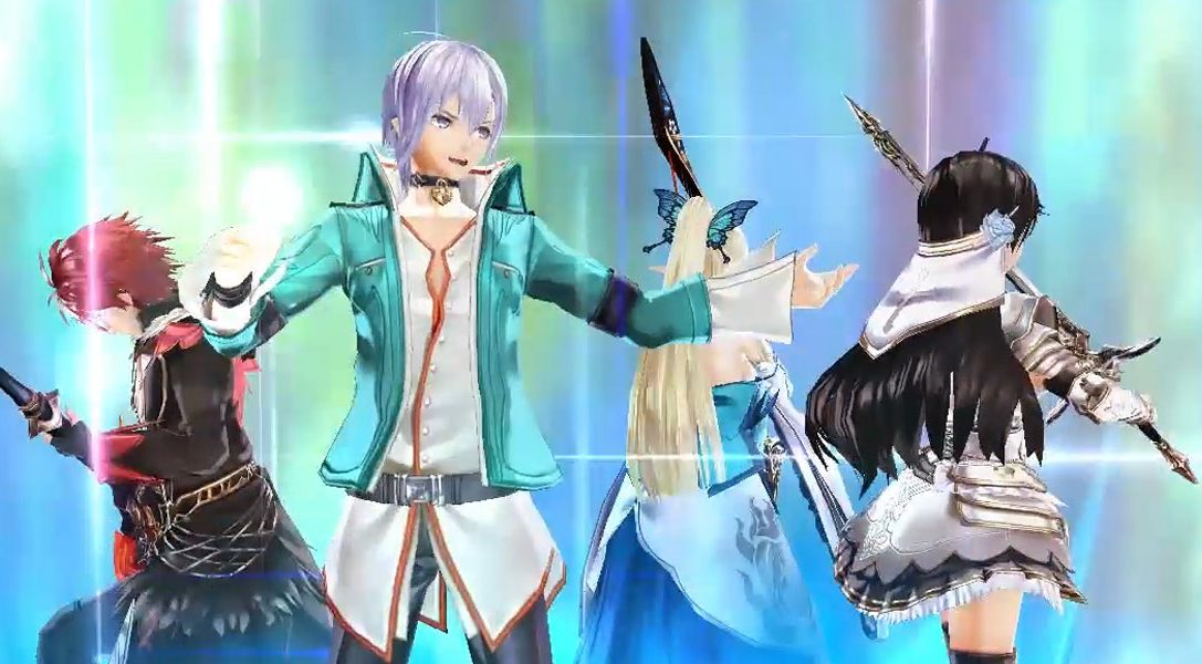 Премьера Shining Resonance Refrain на PS4 состоится 10 июля