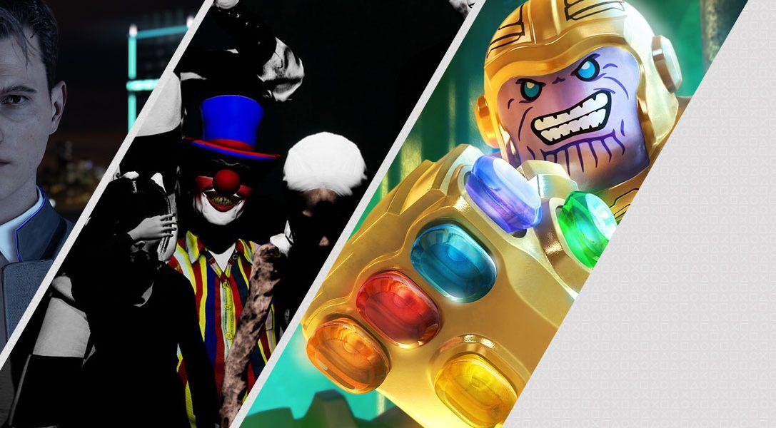Новинки PlayStation Store с 23 по 29 апреля