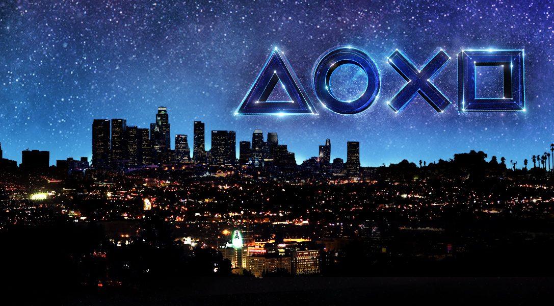 PlayStation на E3 2018 — отметьте 12 июня в календаре!