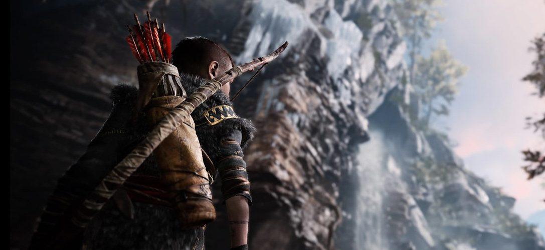 Бесплатное обновление God of War добавляет в игру фоторежим