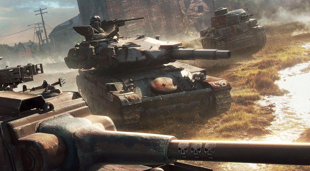 World of Tanks Console — «Наемники» уже в игре!