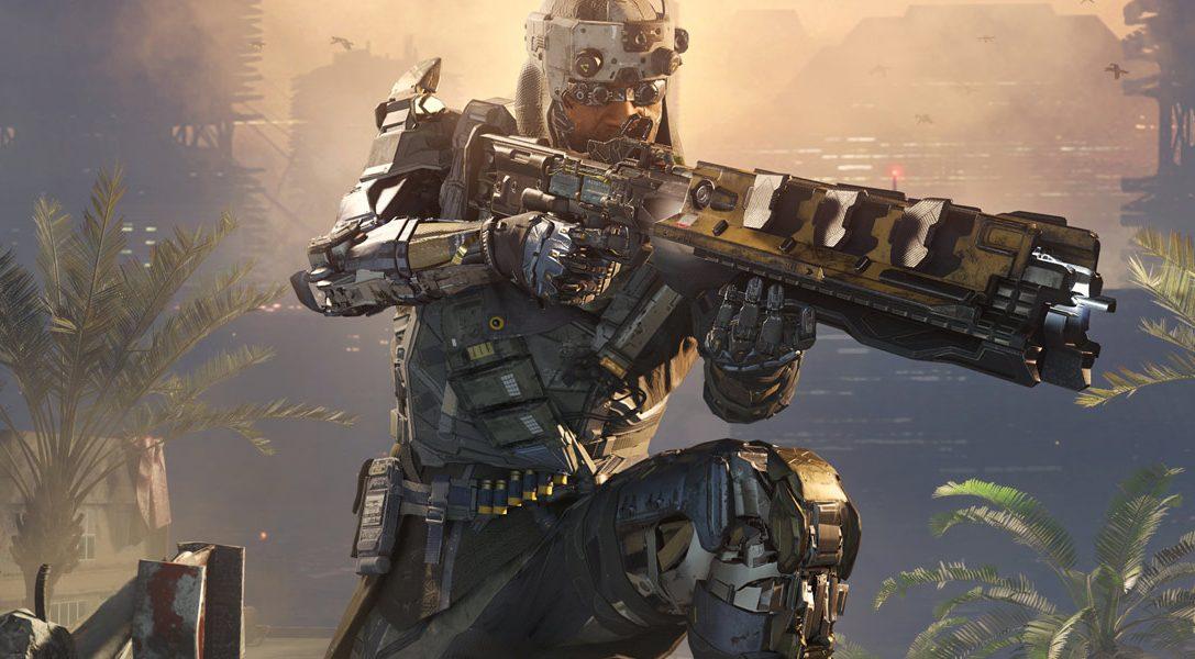 Call of Duty: Black Ops 3 стала бесплатной для подписчиков PlayStation Plus