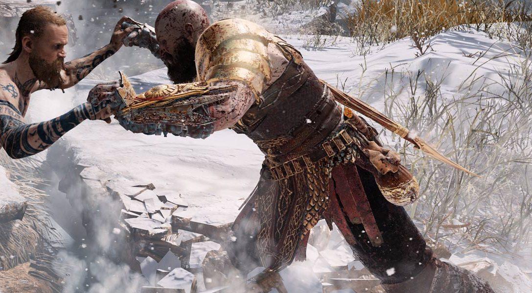 E3 2018: Продолжите историю God of War в новом режиме New Game+