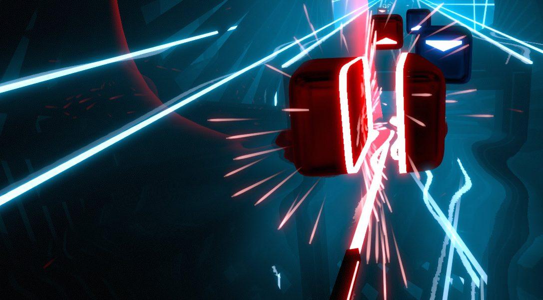 В преддверии Е3 2018: музыкальный экшен Beat Saber для PS VR с поддержкой PS Move